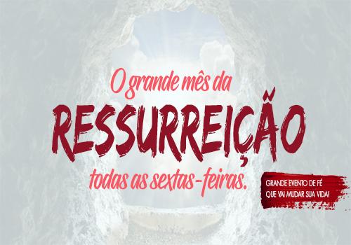Grande Sexta da Ressurreição ás 09:00h e 19:00h.