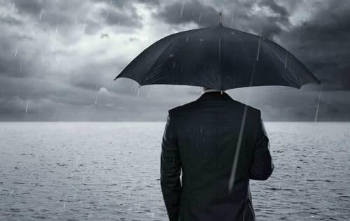 A hora da tempestade