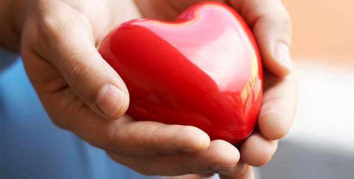 Os testes do coração