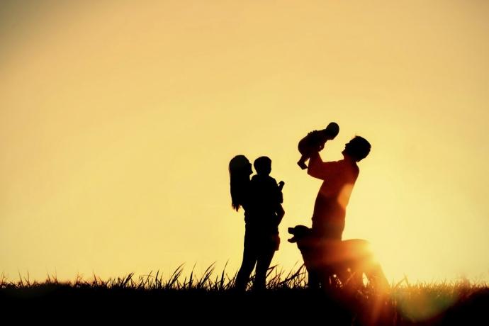 Sete práticas para uma família feliz