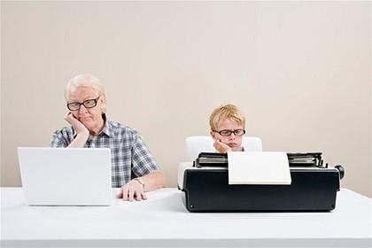 Superando o conflito de gerações