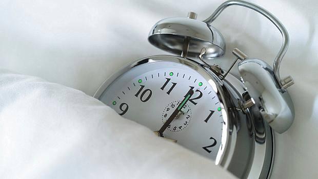 Acertando o relógio
