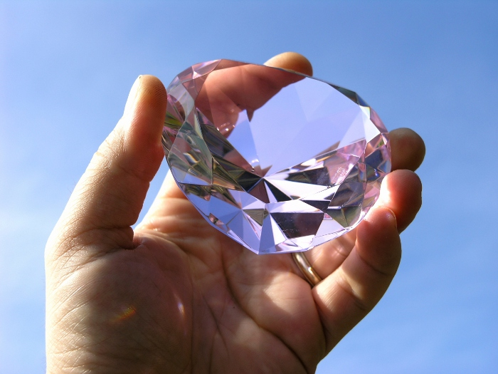 Diamante de Deus