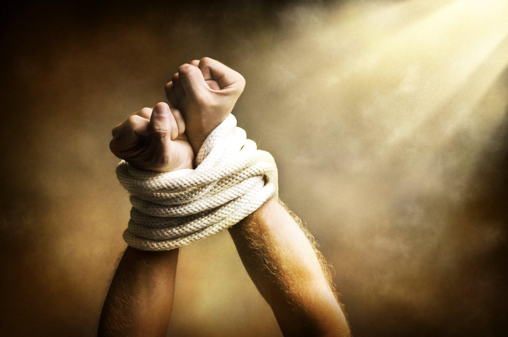 Lei a força do pecado