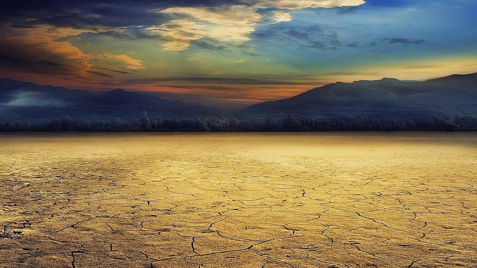 O que é o deserto?