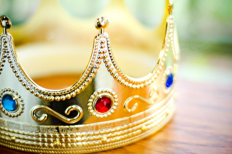O reino de Deus e as coroas