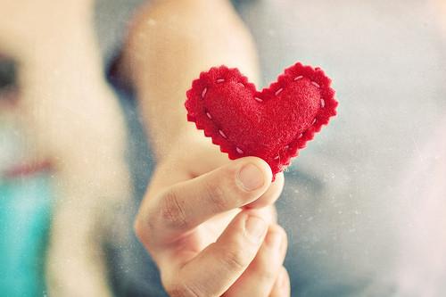 Um coração confiante
